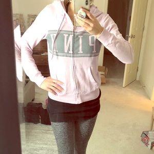 PINK sweatshirt hoodie